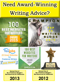 AwardWinningWritingAdvice