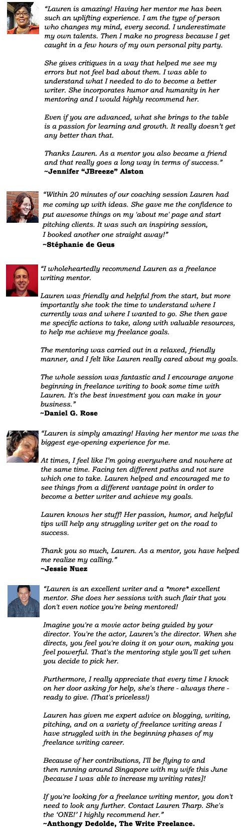 mentoring lauren tharp mentoringtestimonialstop