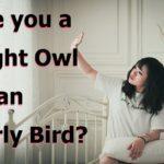 nightowlearlybird