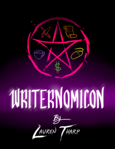 writernomicon_COVER_LAUREN